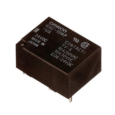 OMRON G6C2114PUS12DC