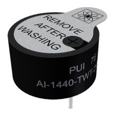 PUI AUDIO AI-1440-TWT-24V-2-R