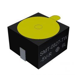 PUI AUDIO SMT-0827-TW-5V-R