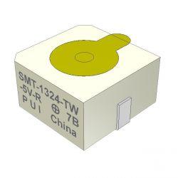 PUI AUDIO SMT-1324-TW-5V-R