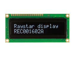 RAYSTAR REC001602AWPP5N00000