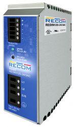 RECOM REDIN120-24/3AC