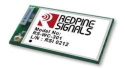 REDPINE RS-WC-301