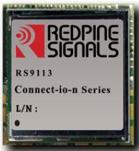 REDPINE RS9113-N00-S0C-12