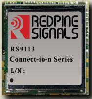 REDPINE RS9113-N00-S0C