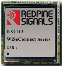 REDPINE RS9113-N00-S0W-12