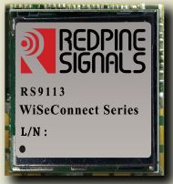 REDPINE RS9113-N0Z-D0W