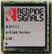 REDPINE RS9113-N0Z-S0N