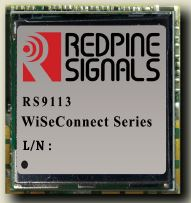 REDPINE RS9113-NBZ-D0W