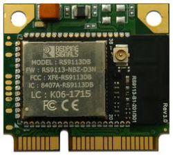 REDPINE RS9113-NBZ-D3N-12