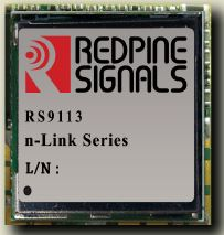 REDPINE RS9113-NBZ-S0N