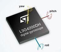 ST L3G4200D