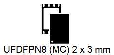 ST M24LR64E-RMC6T/2