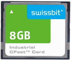 SWISSBIT SFCA008GH1AD1TO-I-GS-226-STD