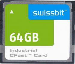 SWISSBIT SFCA064GH1AA2TO-I-NC-216-STD