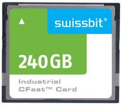 SWISSBIT SFCA240GH1AA2TO-I-OC-216-STD