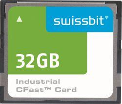 SWISSBIT SFCA32GBH1BR4TO-I-NC-236-STD