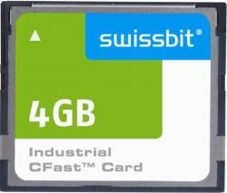 SWISSBIT SFCA4096H1BR4TO-I-MS-236-STD