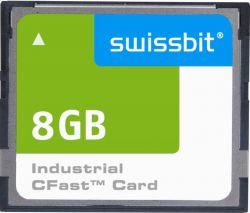 SWISSBIT SFCA8192H2BV4TO-C-DT-216-STD