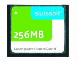 SWISSBIT SFCF0256H1BK1MT-C-MS-553-SMA