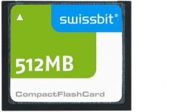 SWISSBIT SFCF0512H1BK2TO-C-MS-352-SMA
