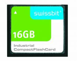 SWISSBIT SFCF16GBH1BO4TO-I-Q1-523-SMA