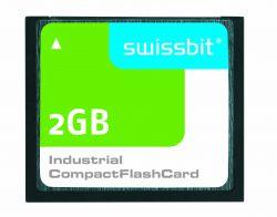 SWISSBIT SFCF2048H1BK1MT-I-QT-553-SMA