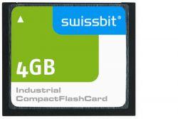 SWISSBIT SFCF4096H1BK2MT-I-QP-553-SMA