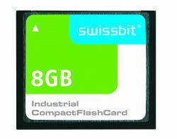 SWISSBIT SFCF8192H1BK4MT-I-QT-553-SMA