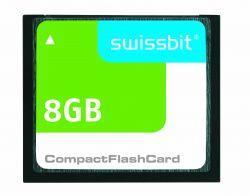 SWISSBIT SFCF8192H1BO2TO-C-Q1-523-SMA