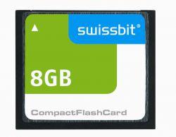 SWISSBIT SFCF8192H2BU2TO-C-QT-527-STD