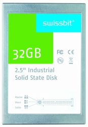 SWISSBIT SFPA32GBQ1BO8TO-I-QT-243-STD