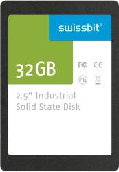 SWISSBIT SFSA032GQ1BJATO-I-DT-236-STD