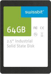 SWISSBIT SFSA064GQ1BJATO-I-QT-226-STD