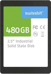SWISSBIT SFSA480GQ1AA4TO-I-OC-216-STD
