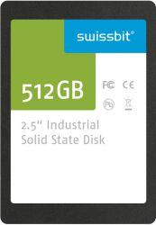 SWISSBIT SFSA512GQ1BJATO-I-NC-236-STD