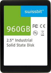 SWISSBIT SFSA960GQ1AA8TO-I-OC-216-STD
