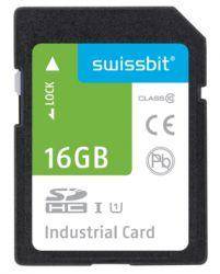 SWISSBIT SFSD016GL3BM1TO-I-LF-2CP-STD
