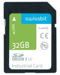 SWISSBIT SFSD032GL1BM1TO-E-NG-221-STD