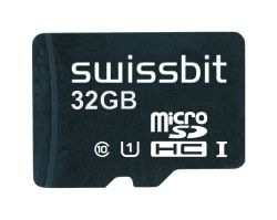 SWISSBIT SFSD032GN3BM1TO-I-HG-2B1-STD