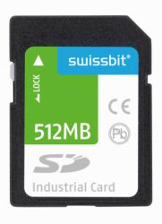 SWISSBIT SFSD0512L1BM1TO-E-ME-2A1-STD