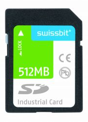 SWISSBIT SFSD0512L1BN1TO-E-ME-161-STD