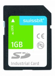 SWISSBIT SFSD1024L1BM1TO-E-DF-221-STD