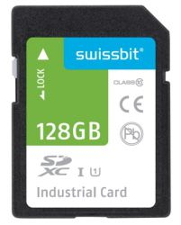 SWISSBIT SFSD128GL3BM1TO-I-OG-2B1-STD