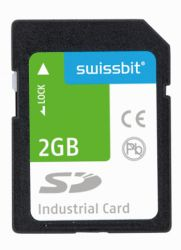 SWISSBIT SFSD2048L1BM1TO-I-QG-2A1-STD