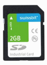 SWISSBIT SFSD2048L1BN2TO-I-DF-161-STD