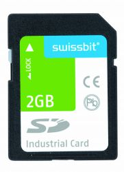 SWISSBIT SFSD2048L3BM1TO-I-GE-2CP-STD