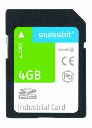 SWISSBIT SFSD4096L1BM1TO-I-ME-221-STD
