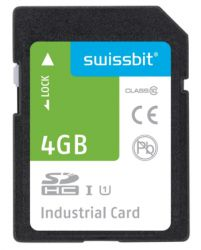 SWISSBIT SFSD4096N3BM1TO-I-GE-2B1-STD
