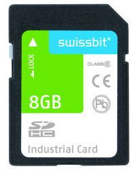 SWISSBIT SFSD8192L1BM1TO-I-DF-221-STD